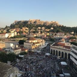 Greece Part I: Athens